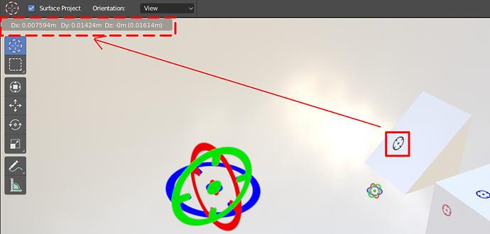 cursor-xyz-direction-values