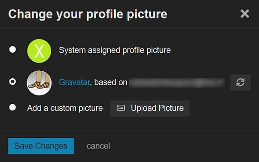 gravatar_forum