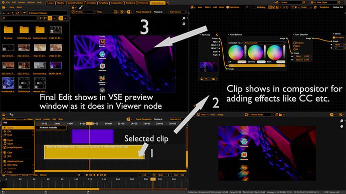 VSE x Compositor Concept