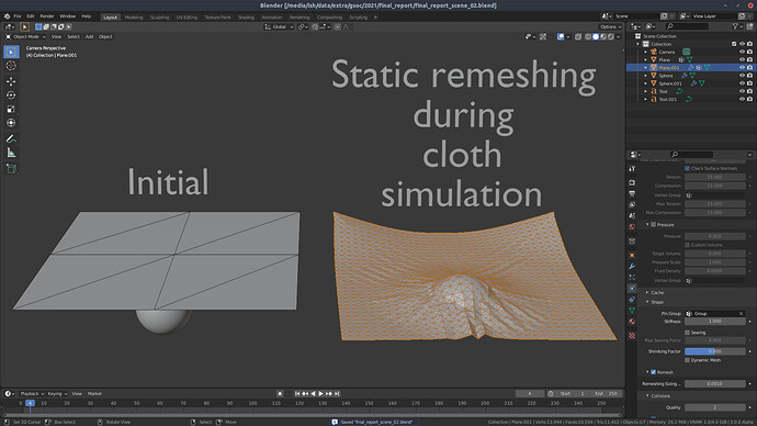 static_remesh_during_cloth_simulation