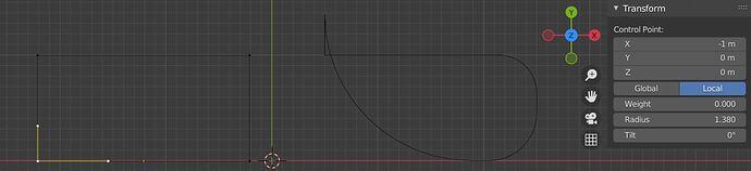 large-radius-issue
