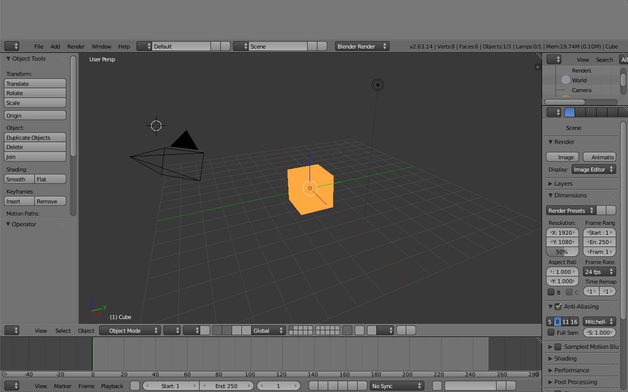 blenderplayer android
