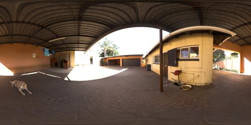 courtyard_4k