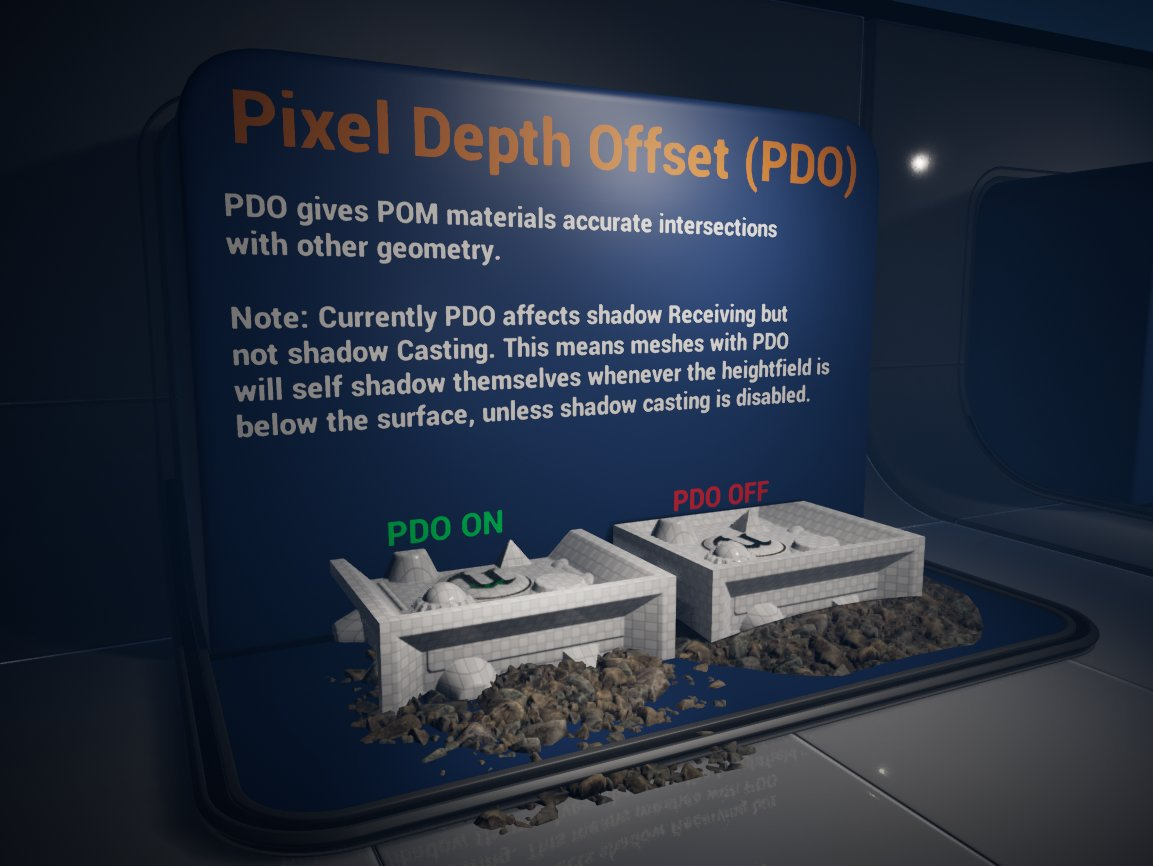 Parralax Occlusion For Blender 2 8? - User Feedback