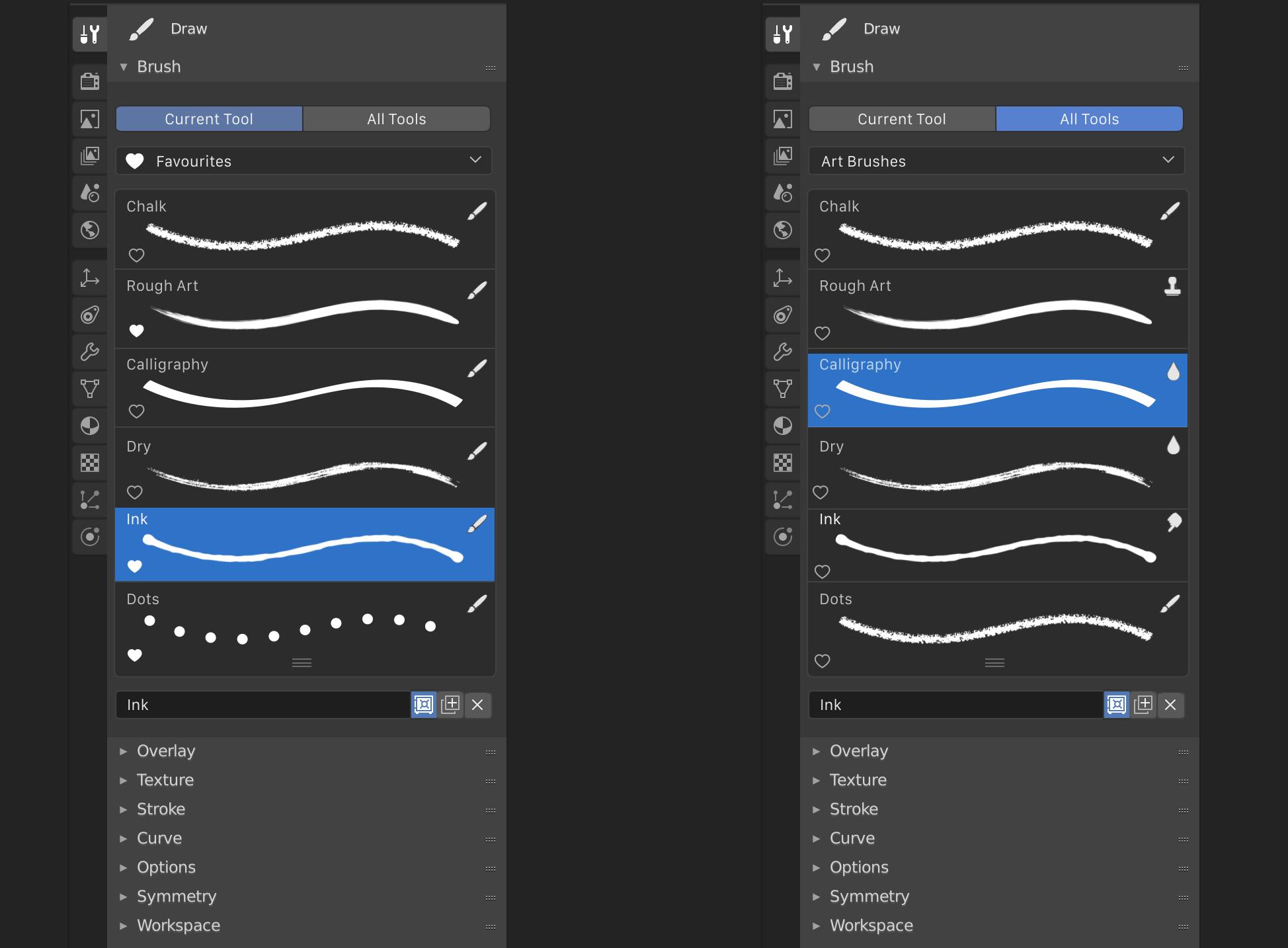 The Tools/Brush Workflow - User Feedback - Blender Developer