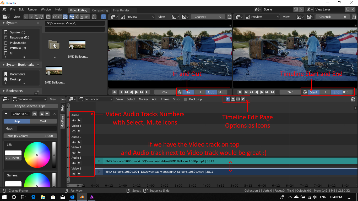The Video Sequence Editor - Reworked (a ready to patch