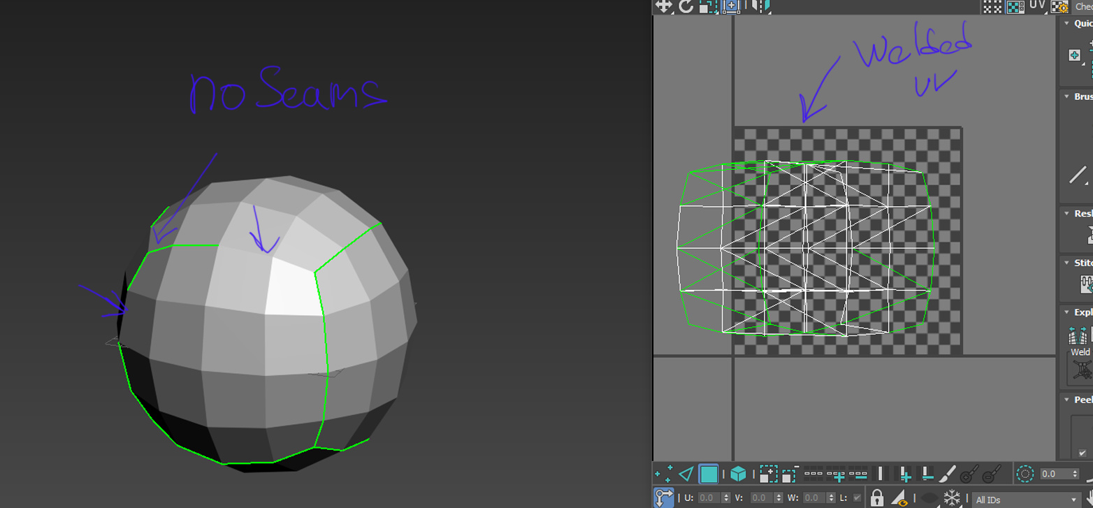 FBX Export issue with UV / Collada Export - Blender