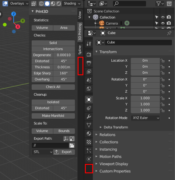 Blender 2 8 UI panel location for a complex add-on - Python